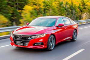 2019 Honda Accord Announced With Attractive Pricing