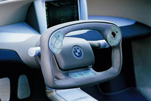 The Most Unusual Steering Wheels Ever Made