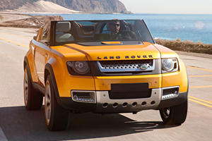 New Land Rover Defender Sport Won't Launch Until 2026?