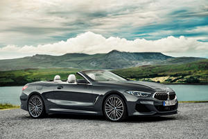This Is The 2019 BMW 8 Series Convertible
