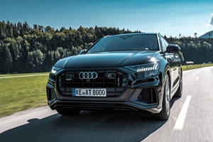 You Can Already Get An Aftermarket Kit For The Audi Q8