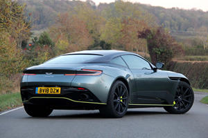 2018 Aston Martin DB11 AMR Test Drive Review: 'Grown-Up' DB11 Shows Its Wild Side