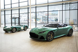 Limited Edition Aston Martin DBS 59 Celebrates Legendary Le Mans Victory