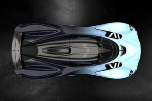 Aston Martin Valkyrie Looks Spectacular In Revealing New Photos