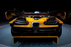 The McLaren Senna GTR Generates A Ton Of Downforce