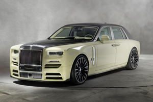 Rolls-Royce Phantom Pimped By Mansory