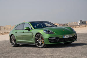 2019 Porsche Panamera GTS First Drive Review: A Sharper Image