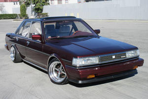 "Craigslist Hidden Treasure: 1987 Toyota Cressida With JDM ""Bosozoku"" Styling"