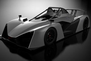 Revolution Track Car Finds New Use For Mustang V6