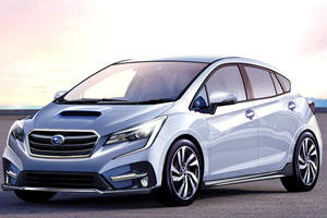 Is Subaru Planning A New Hot Hatchback?