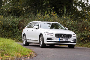 2018 Volvo V90 Test Drive Review: A Study In Style and Luxury