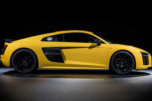 Audi's New Paint Tech Allows You To Go Completely Custom