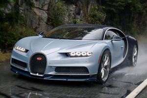 "Bugatti CEO: The Chiron Is The ""Last Of Its Kind"""