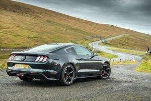 Watch The All-American Ford Mustang Bullitt Tackle One Of Europe's Best Driving Roads
