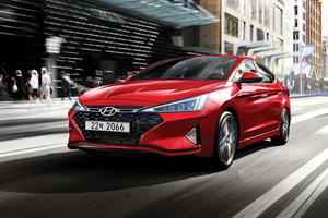 This Is What The Next Hyundai Elantra Sport Will Look Like