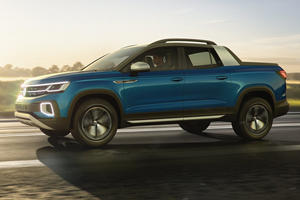 Will This Be Volkswagen's Future Pickup Truck For The US Market?