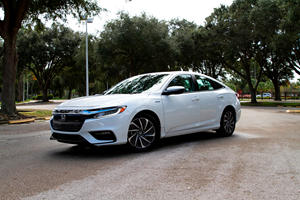 2019 Honda Insight Test Drive Review: Why Can't All Hybrids Look This Good?