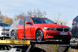 New BMW 3 Series Touring Looks Ready To Rock