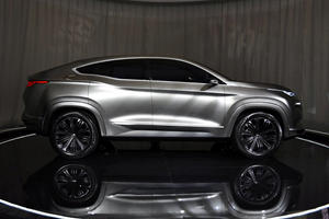 Fiat Fastback Concept Targets BMW X6
