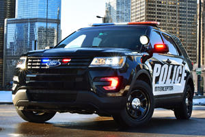 Ford Police Interceptor SUVs Receive All-Clear