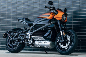 Harley Davidson Reveals First Ever Electric Motorcycle