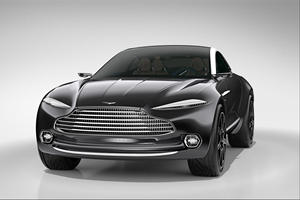 This Is When Aston Martin's First Ever SUV Will Be Unveiled