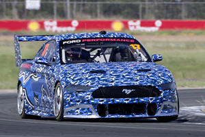 This Is Australia's Awesome New Ford Mustang Supercar Racer