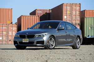 2018 BMW 6 Series Gran Turismo Test Drive Review: Budget 7-Series, Just Don't Look Back