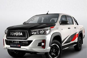 Gazoo Racing Toyota Hilux Looks Like A Mini Raptor Without The Power