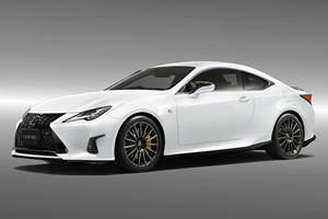 TRD Japan Gives Lexus RC More F Sport