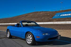 Japanese Sports Cars, Part 4: The Mazda MX-5 Miata