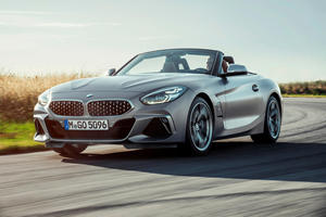 All-New 2019 BMW Z4 Enters Production