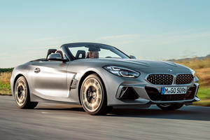 Want The New BMW Z4 With A Manual? Go To Europe
