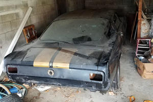Rare Shelby Mustang GT350H Could Be The Mother Of All Barn Finds