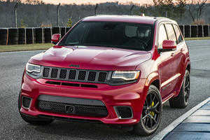 Jeep Recalls Thousands Of Grand Cherokee SRTs & Trackhawks
