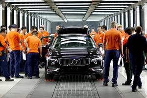 Volvo Shuffles Production To Avoid Tariffs