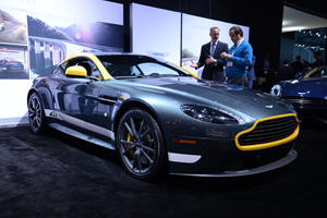 Aston Martin Winner Sues Dealer Because They Won't Give Her The Car