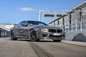 Official: BMW M8 Will Have Over 600 HP And All-Wheel Drive