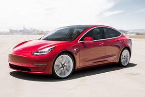 New Track Mode Makes The Tesla Model 3 Performance More Tail-Happy