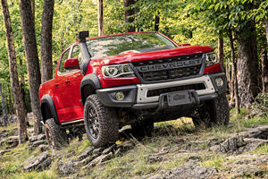 Chevrolet Colorado ZR2 Bison Pricing Revealed Along With Two New Special Editions