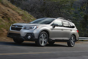 Subaru's Recalling A Quarter-Million Legacys And Outbacks