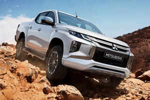 The New Mitsubishi Triton Is The Truck America Needs