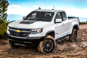 GM Will Fix Chevrolet Colorado ZR2s Experiencing Sudden Airbag Deployments