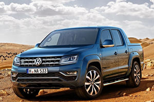 Volkswagen Amarok Successor Could Come To America