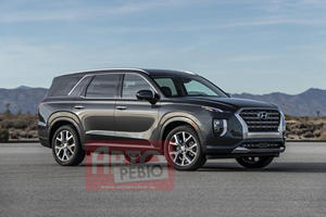 LEAKED: Say Hello To The 2020 Hyundai Palisade SUV