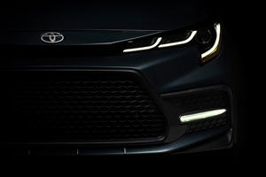 2020 Toyota Corolla Sedan Shows Fresh New Face In Latest Teaser