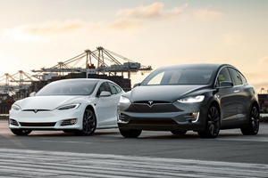 Tesla's Adjusting The Prices And Options On The Model S & X