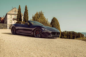 Maserati GranCabrio Gets Fresh New Look