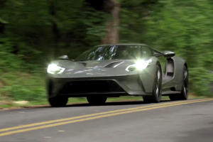 Vaughn Gittin Deserves His Ford GT (If Anyone Does)
