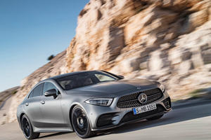 The 2019 Mercedes CLS Is Considerably More Expensive Than The E-Class